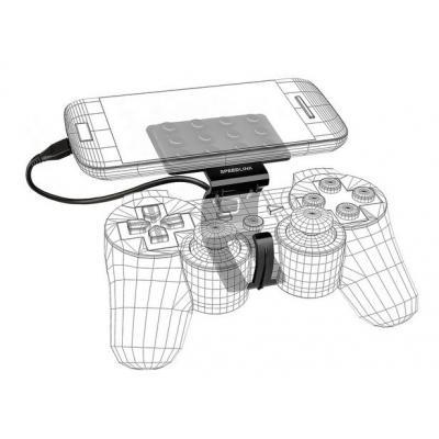 Speed-link input device: SL-4433-BK - Zwart