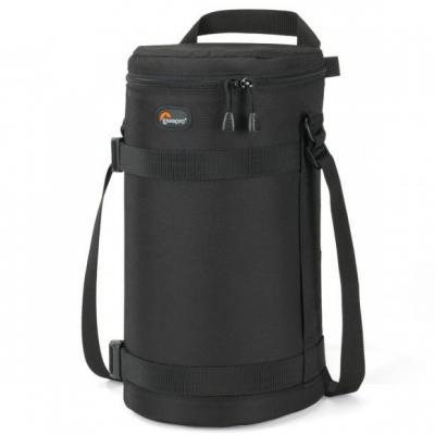 Lowepro optische case: Lens Case 13 x 32cm - Zwart