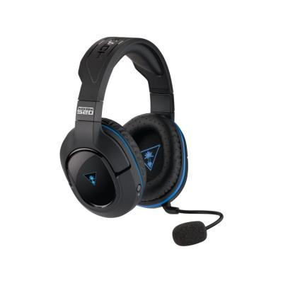 Turtle beach koptelefoon: Turtle Beach, Stealth 520 Wireless DTS 7.1 Surround Sound Gaming Headset  (PS4 / PS3)