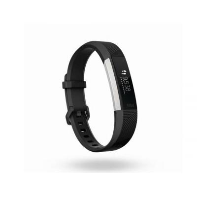 Fitbit wearable: FB408SBKL-EU - Zwart