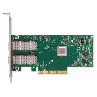 Lenovo netwerkkaart: Mellanox ConnectX-4 Lx 2x25GbE SFP28 - Groen