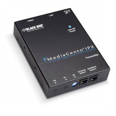 Black box AV extender: Full HD, WUXGA, Web interface, HDMI F, Interconnect/LAN, 100–240 VAC, 50–60 Hz