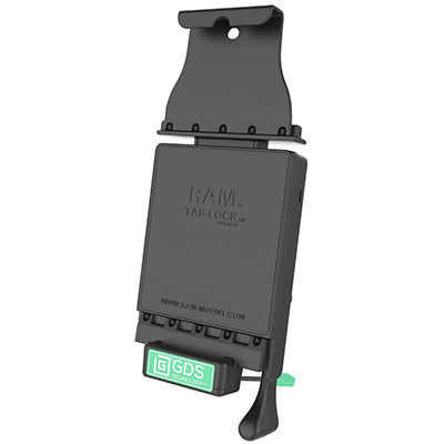 RAM Mounts RAM-GDS-DOCKL-V2-AP16U Mobile device dock station - Zwart, Groen