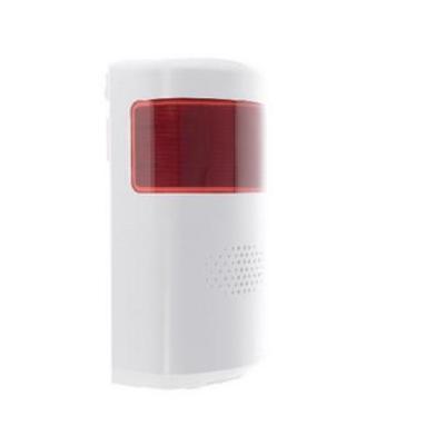 König sirene: Smart Siren Outdoor 868 Mhz - Wit