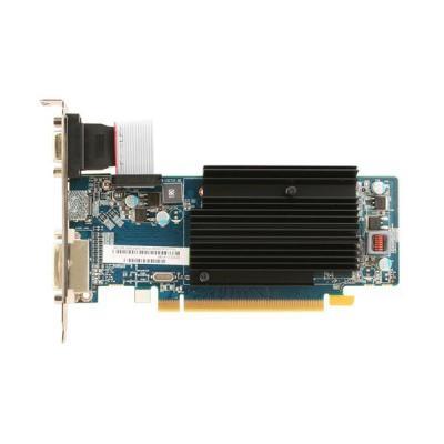 Sapphire videokaart: Radeon R5 230 2GB - Zwart, Blauw