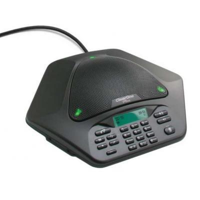 Clearone telefoonspeaker: MAX EX - Zwart