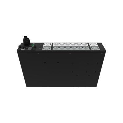 Hewlett Packard Enterprise G2 Metered 7.3kVA/60309 3-wire 32A/230V Outlets (12) C13 (4) .....