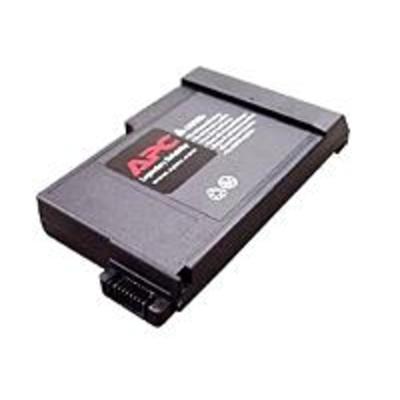 APC Thinkpad 390 series 9.6V 3800mAh NiMH Notebook reserve-onderdeel - Zwart