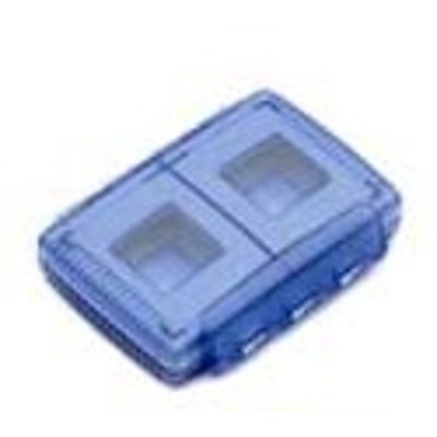 Gepe hoes: Card Safe Extreme - Blauw