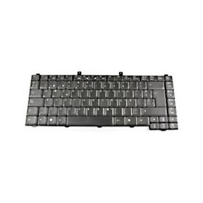Packard bell notebook reserve-onderdeel: Keyboard (Spanish) - Zwart