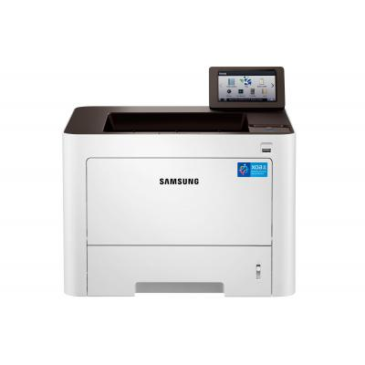 "Samsung laserprinter: 1GHz CPU, 10.922 cm (4.3 "") Touch LCD, 1GB RAM, 4GB Flash, 1200 x 1200dpi, A4/A5/A6, Gigabit ....."