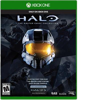 Microsoft game: Halo: The Master Chief Collection, Xbox One
