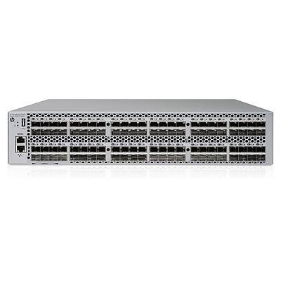 Hewlett Packard Enterprise StoreFabric SN6500B Switch - Roestvrijstaal