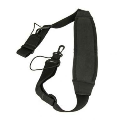 Zebra Shoulder strap Camera riem - Zwart