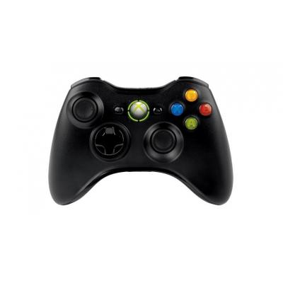 Microsoft game controller: Xbox 360 Wireless Controller for Windows - Zwart