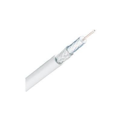 Hirschmann coax kabel: KOKA799 - Wit