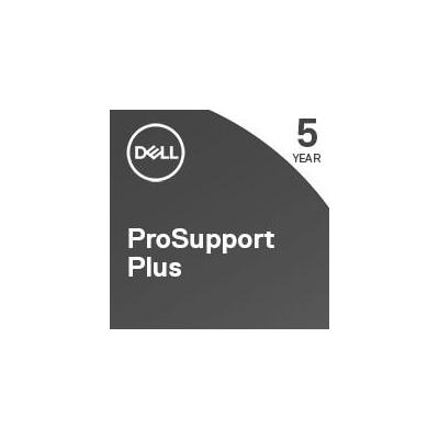 Dell garantie: 3Y Next Business Day – 5Y ProSupport Plus Next Business Day