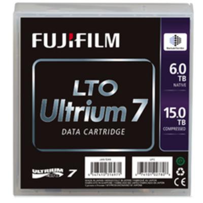 Fujifilm LTO Ultrium 7 - 6/15TB LTO Data Cartridge Datatape