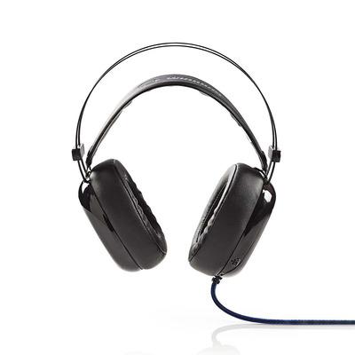 Nedis GHST300BK Headset - Zwart