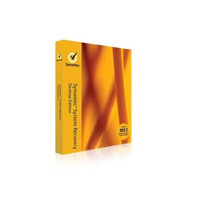 Symantec backup software: System Recovery Desktop 2013 R2