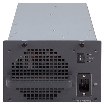 Hewlett packard enterprise switchcompnent: A7500 1400W AC Power Supply