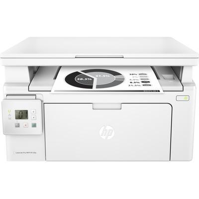HP multifunctional: LaserJet LaserJet Pro MFP M130a - Zwart (Demo model)