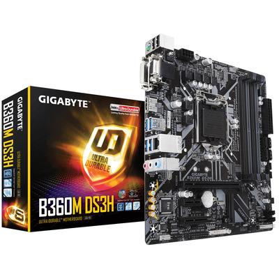 Gigabyte B360M DS3H Moederbord