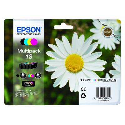 Epson C13T18064010 inktcartridge