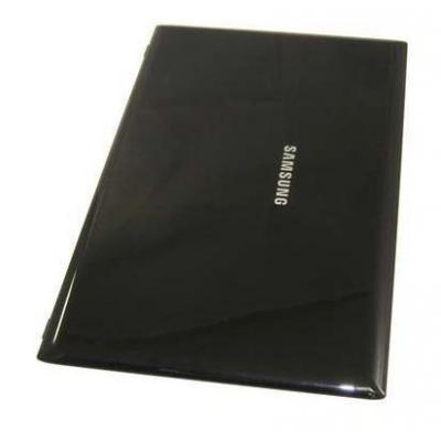 Samsung notebook reserve-onderdeel: LCD Back Cover, Black - Zwart