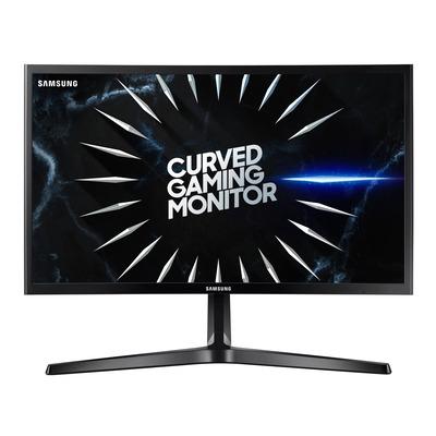 Samsung C24RG54FQU Monitor - Zwart