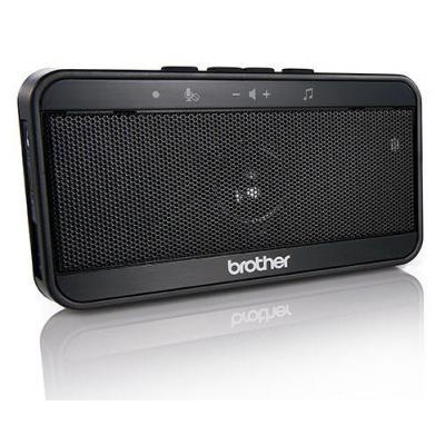 Brother telefoonspeaker: VT1000UH1 portable - Zwart