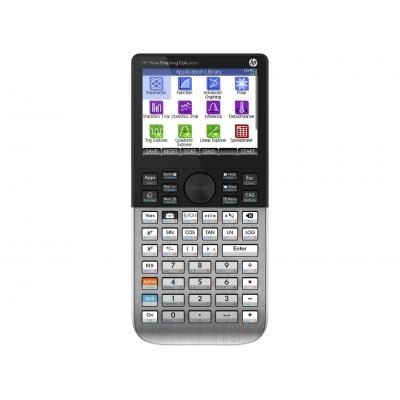 Hp calculator: Prime Graphing Calculator - Zilver