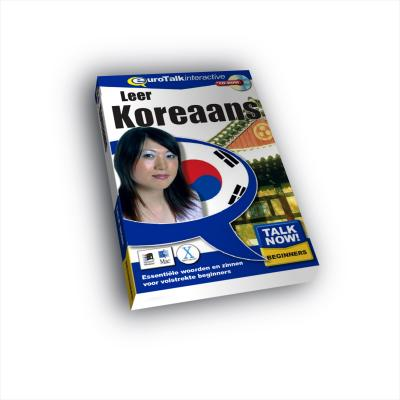 Eurotalk educatieve software: Talk Now, Leer Koreaans