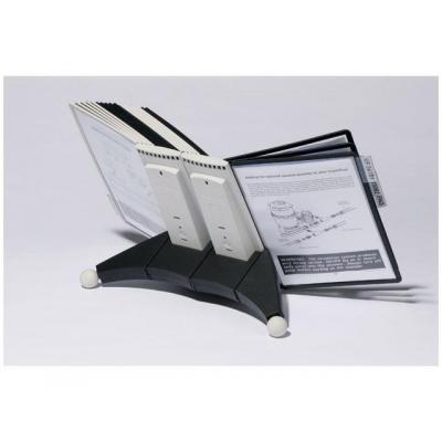 Durable burea accessoire: Bureaustandaard Sherpa 5519 20