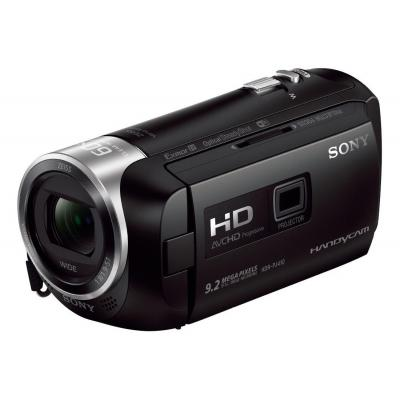 Sony digitale videocamera: HDR-PJ410 - Zwart