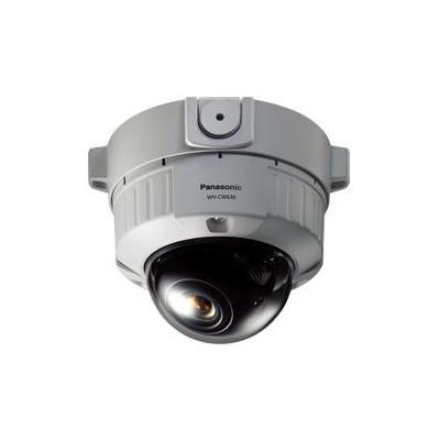 Panasonic 3.8 - 8.0 mm, 54 db, 1.2m, 0.008 lx, OSD, IP66 Beveiligingscamera - Grijs