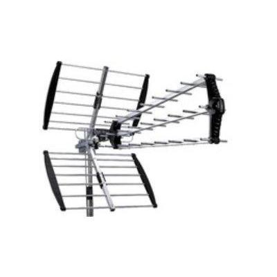 Maximum antenne: UHF 200 - Aluminium