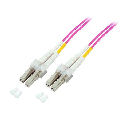 EFB Elektronik O0319.1,5 Fiber optic kabel - Violet