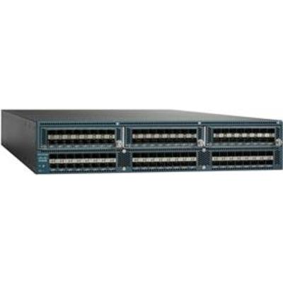 Cisco netwerk verlenger: UCS 6296UP - Zwart, Blauw