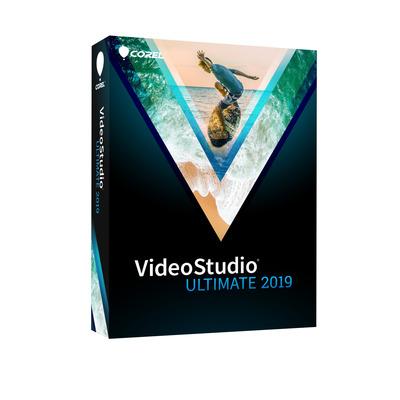 Corel , VideoStudio 2019 Ultimate (Dutch / French) Videosoftware