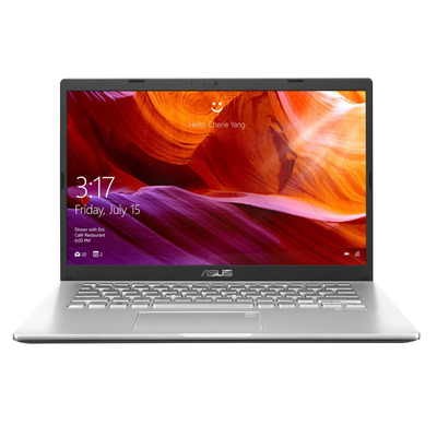 "ASUS X409JA-EK050T 14"" i3 8GB RAM 512GB SSD Laptop - Zilver"