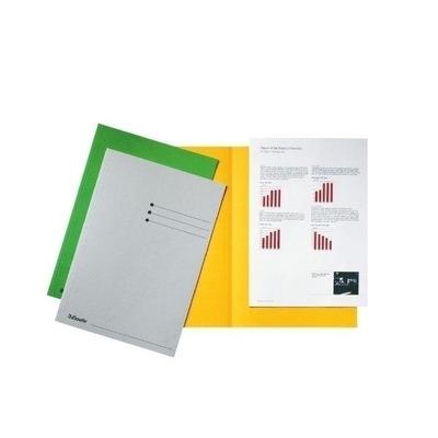 Esselte Cardboard Folder 180 g/m2 Red map - Rood