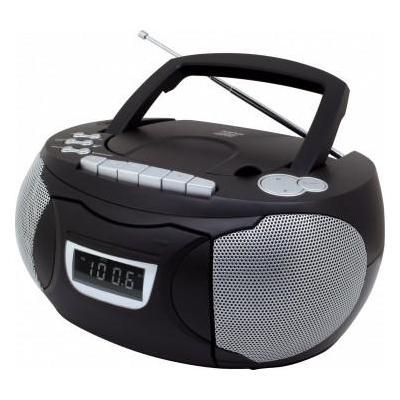Soundmaster CD-radio: SCD5750 - Zwart