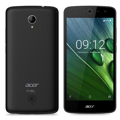 Acer smartphone: Liquid 4G - Zwart 16GB