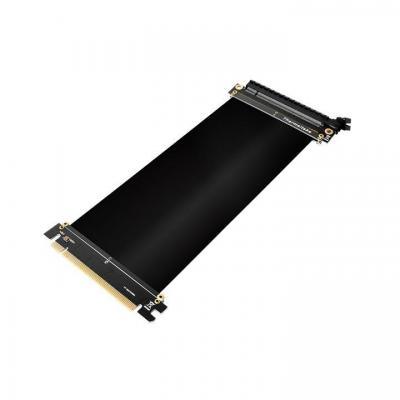 Thermaltake : Gaming Riser Cable PCI-E 3.0 X16, 200 mm, black - Zwart