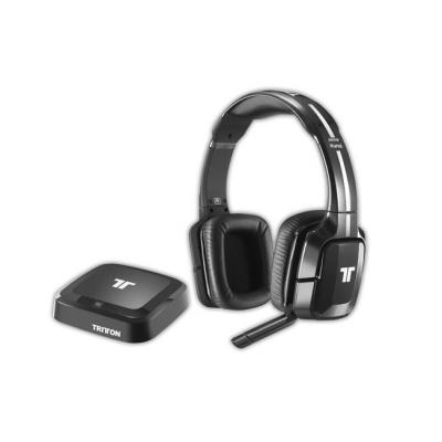 Tritton headset: Kunai - Zwart