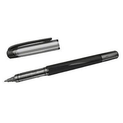 5star pen: Write width 0.5mm, Liquid ink, Non-refillable, Black - Zwart