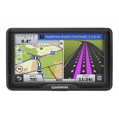 Garmin navigatie: Camper 760LMT-D - Zwart
