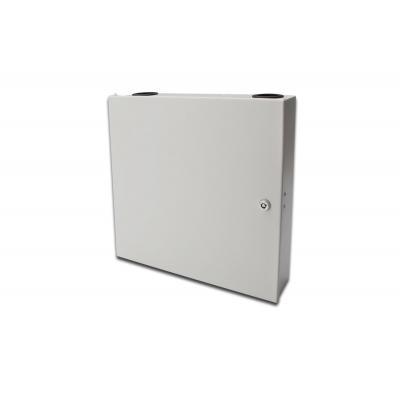 Assmann electronic fiber optic adapter: AL-19AZ-W-12SCD-1 - Grijs