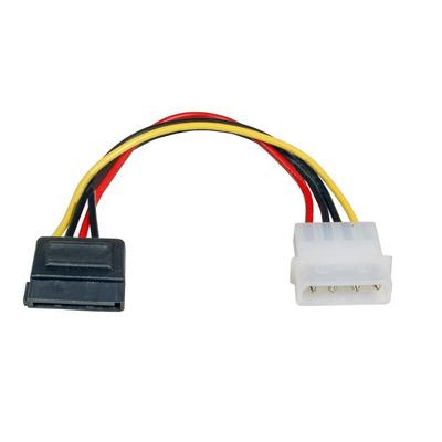 "EFB Elektronik 5.25"" / SATA 15 0.15m - Zwart"